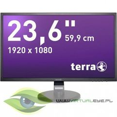 TERRA LED 2447W schwarz HDMI GREENLINE PLUS, 26398