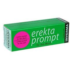 Erekta Prompt krem erekcyjny do penisa 13ml 513001 (4026666513001)