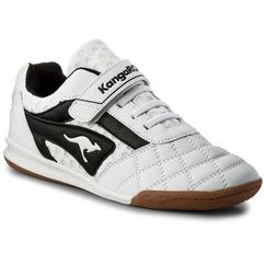 Buty - power comb ev 18063 000 0200 d white/black marki Kangaroos