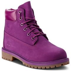 Trapery TIMBERLAND - 6 In Premium Wp TB0A1VAZN981 Boot Grape Juice, kolor fioletowy