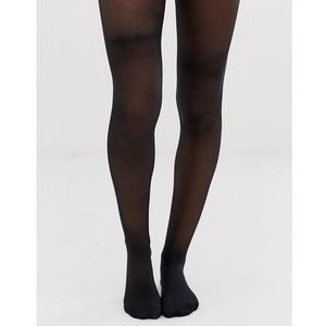 sustainable 30 denier tights in black - black marki Gipsy