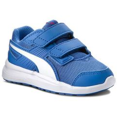 Sneakersy - escaper mesh v inf 190327 07 blue/white/ribbon red marki Puma