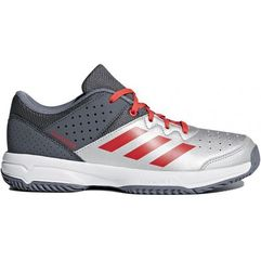 court stabil jr silver red marki Adidas