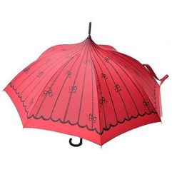 CT Parasol Damski CT-406 ROUGE, Chantal Thomass