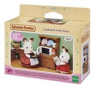 Sylvanian families cupboard with oven (5054131050231)