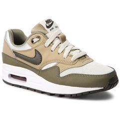 Buty NIKE - Air Max 1 (GS) 807602 200 Medium Olive/Sequoia