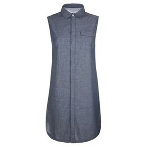 Sukienka - cats eye dress chambray (cbr) rozmiar: l marki Nikita