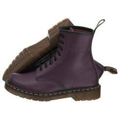 Glany Dr. Martens 1460 Purple Smooth 10072501 (DR8-a), kolor fioletowy