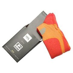 skarpetki GLOBE - Yes/Globe Park Rat Sock Orange (ORANGE)