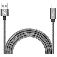 Nillkin Kabel Elite USB-C Typ C Grey (6902048121751)