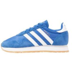 BUTY ADIDAS ORIGINALS HAVEN BY9480 - NIEBIESKI, CEF79