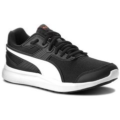 Sneakersy PUMA - Escaper Mesh Jr 190325 08 Black/White/Firecracker