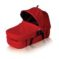 Gondola BABY JOGGER City Mini Single/Double Miękka Crimson + DARMOWY TRANSPORT! (0745146951860)