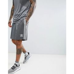adidas Originals PLGN Shorts In Grey CW5111 - Grey, kolor szary