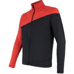 Sensor bluza Tecnostretch M black/red M