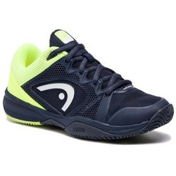 Buty HEAD - Revolt Pro 2.5 275009 Dark Blue/Neon Yellow 030, kolor żółty