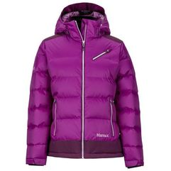 Marmot Damska kurtka puchowa Wm's Sling Shot Jacket Grape/Dark Purple XS