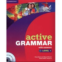 Active Grammar With Answers Level 1 + Cd (9780521732512)