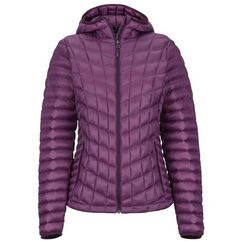 kurtka damska wm's featherless hoody dark purple l marki Marmot