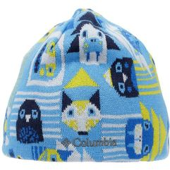 COLUMBIA czapka dwustronna Toddler/Youth Urbanization Mix Peninsula Critters L-XL