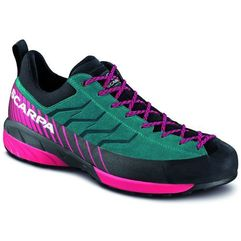 buty damskie mescalito wmn tropical green/rose red 39,5 marki Scarpa