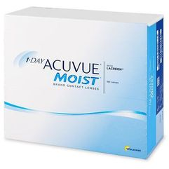 1 day acuvue moist (180 soczewek) marki Johnson & johnson