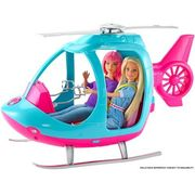 Mattel Barbie. helikopter (0887961686173)