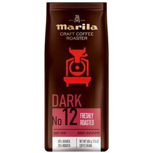 Mokate Marila 500g craft coffee roaster dark kawa ziarnista