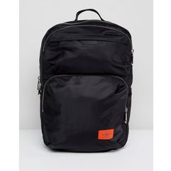 Calvin Klein Multi Pocket Backpack - Black