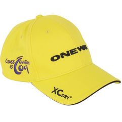 One Way czapka z daszkiem Ccis Cool Yell Cap Yellow Uni