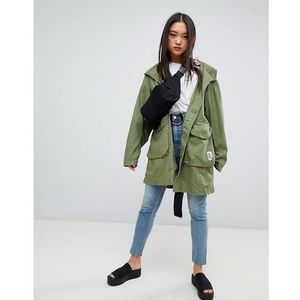 Cheap Monday Worka lightweight festival parka jacket - Green, 1 rozmiar