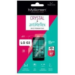 Myscreen Folia ochronna protector crystal+antireflex do lg g3