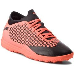 Buty - future 2.4 tt jr 104845 02 black/orange marki Puma