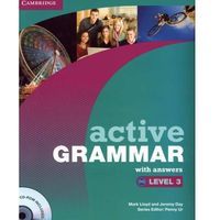 Active Grammar Level 3 With Answers (9780521152501)