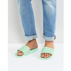 7x Pastel Sliders In Green - Green