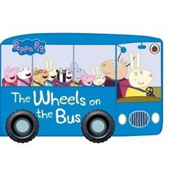 Kupuję - Peppa Pig The Wheels on the Bus - (2017)