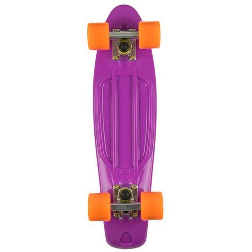 Deskorolka Fishskateboards Purple / Silver / Orange