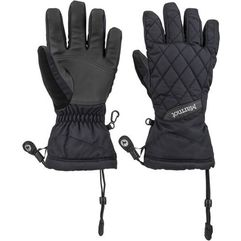 wm's moraine glove black xs marki Marmot