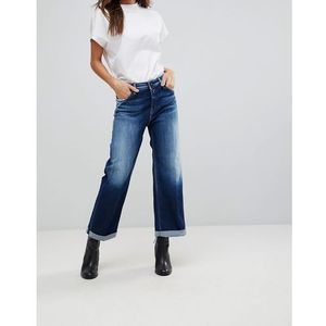 wide leg skater jean - blue marki Replay