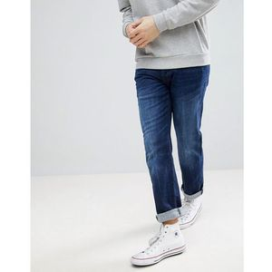 straight jeans in blue - blue, Esprit