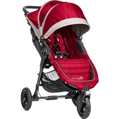 Baby Jogger City mini GT, Crimson/Gray