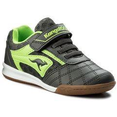 Buty KANGAROOS - Power Comb Ev 18063 000 2014 Steel Grey/Lime