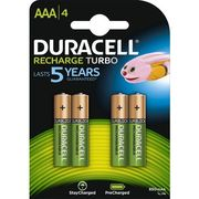 Duracell 4 x akumulatorki stays charged duralock r03 aaa 850 mah (blister)