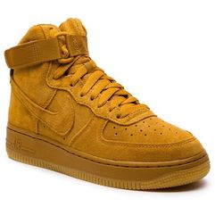 Buty NIKE - Air Force 1 High Lv8 (GS) 807617 701 Wheat/Wheat Gum Light Brown