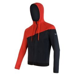 bluza z kapturem tecnostretch black / red xl marki Sensor