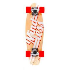 Mindless Cruzer daily wooden/white