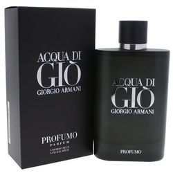 Armani Acqua di gio homme profumo edp spray 180 ml (3614271304483)