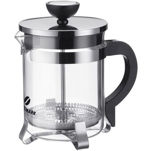 Zaparzacz WESTMARK French Press Brasilia Srebrny (500 ml)