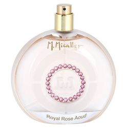 M. Micallef Royal Rose Aoud, Woda perfumowana - Tester, 100ml