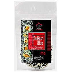 Furikake blue, sezamowa posypka do sushi 25g marki House of asia